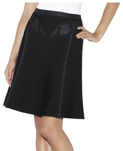Herv Leger Skirt Black