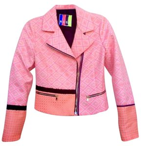 MSGM Motorcycle Blazer Motorcycle Jacket