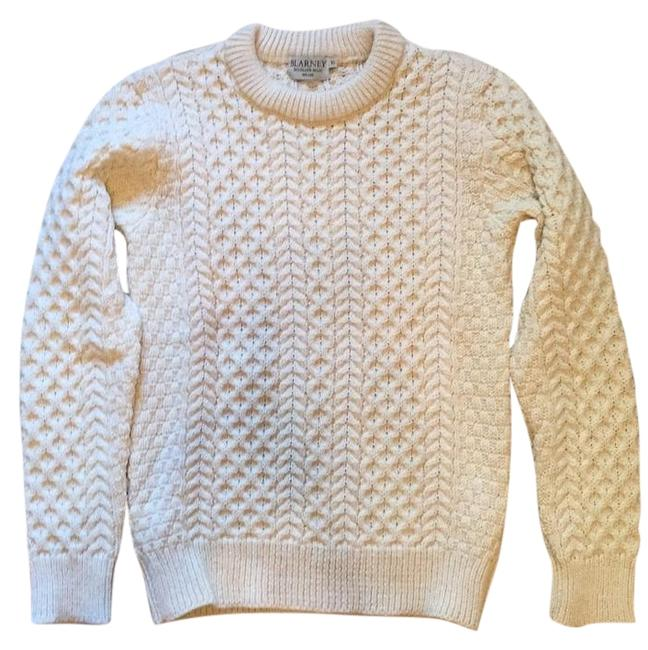 Item - Knitted Off-white Sweater