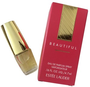 Este Lauder Estee Lauder Beautiful Edp Spray Perfume 0.16oz