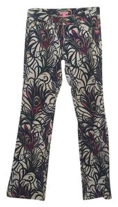 Lilly Pulitzer Flare Leg Jeans