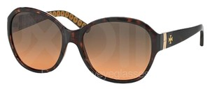 Tory Burch NEW Sunglasses TY 9029 c. 510/95 in Tortoise w/ gradient lens