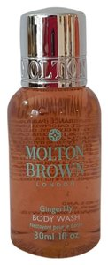 Molton Brown 3 X Molton Brown Gingerlily Bath & Shower Body Gel Deluxe Samples