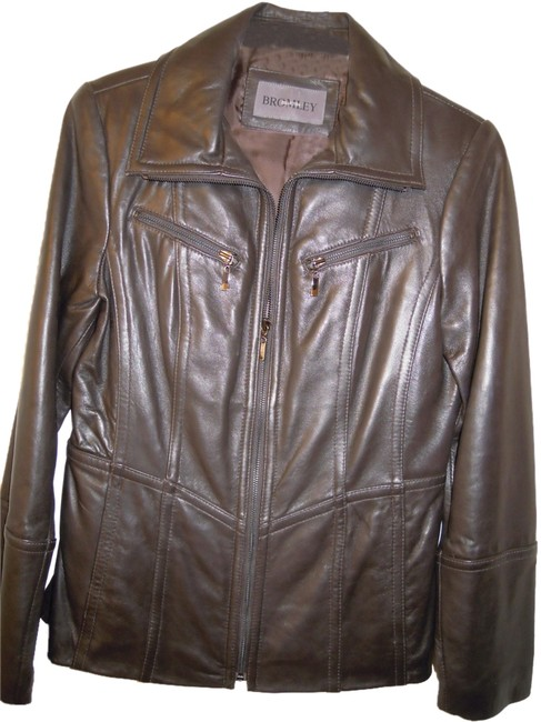 Item - Deep Brown Collection Jacket Size 10 (M)