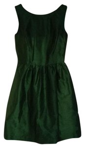 Alfred Sung Holiday Boatneck Party Dress