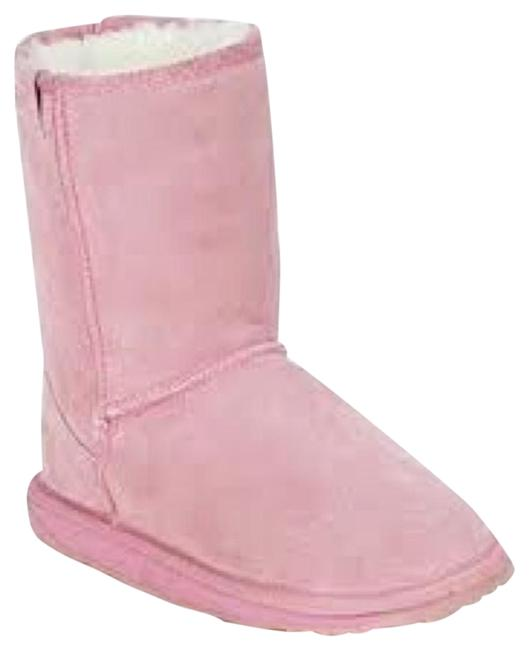 Item - Orchid Pink Wool Boots/Booties Size US 7 Regular (M, B)