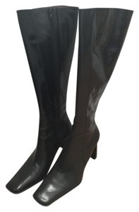 Nine West Knee-high Black Boots