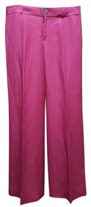 Banana Republic Trouser Pants Red