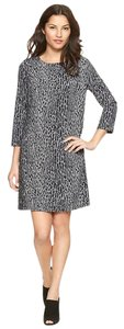 Gap Shift Shift Leopard Dress