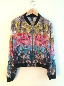 H&M Floral Multiple Jacket