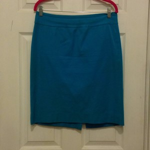 Banana Republic Skirt Teal