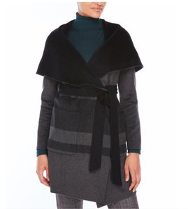 BCBGMAXAZRIA Bcbg Wool Wrap Coat