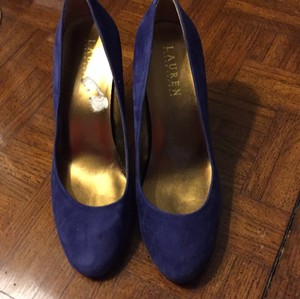Ralph Lauren Blue Pumps