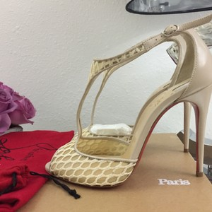 Christian Louboutin Ivory/Cream (Naturel/Colombe) Formal