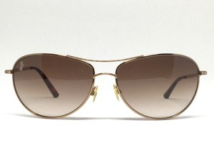 Juicy Couture Gold Juicy Aviator Sunglasses