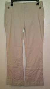 Gap Flare Pants Beige/Tan