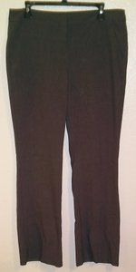 Elle Straight Pants Gray