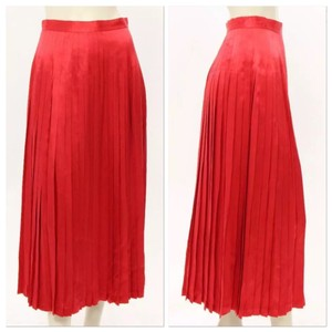 Capriccio Maxi Skirt Red