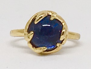 Blue Boucheron Gemstone Ring