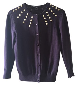 Marc Jacobs Sequin Knit Cardigan