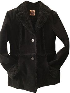 Giacca Leather Coat