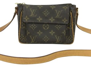 Louis Vuitton Lv Viva Cite Pm Monogram Canvas Shoulder Bag
