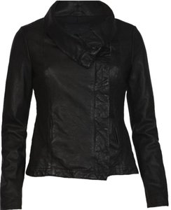 AllSaints All Saints Leather Leather Jacket