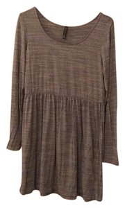 Full Tilt short dress Gray on Tradesy