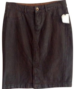 Banana Republic Skirt Dark brown