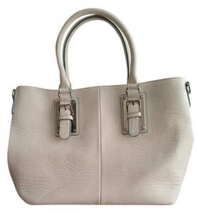 Charming Charlie Tote in white