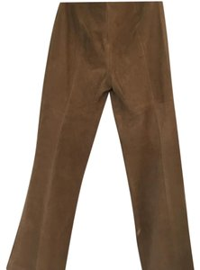 Charles Chang Lima Trouser Pants Brown