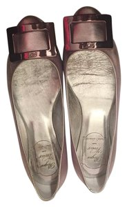 Roger Vivier Pink and purple Flats