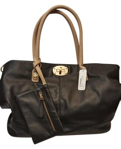 Charming Charlie Tote in black