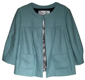 Anthropologie Blue/Light Blue Jacket