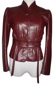 Wilson Leather Brown Jacket