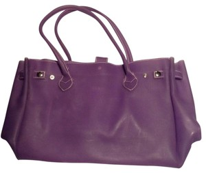 Nordstrom Satchel in Purple