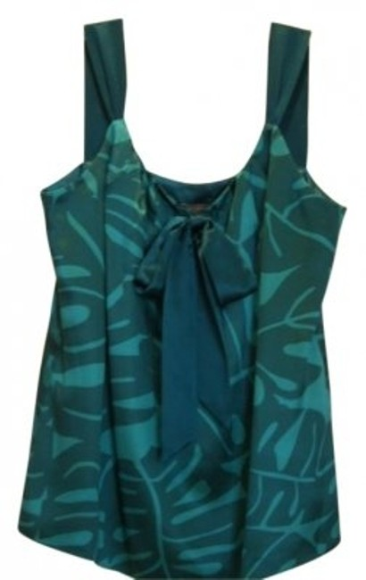 Preload https://item2.tradesy.com/images/ann-taylor-teal-green-silk-camisole-tank-topcami-size-8-m-20011-0-0.jpg?width=400&height=650