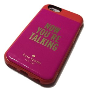 Kate Spade Kate Spade iPhone 6s Credit Card Case with Mirror Now You're Talking