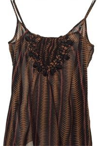 BCBGeneration Top Brown/Black
