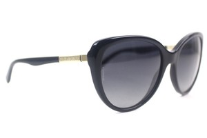 Dolce&Gabbana Cat Eye Gold Polarized Sunglasses New DG4175