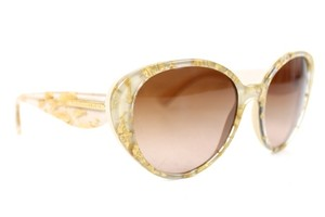 Dolce&Gabbana Gold Leaves Sunglasses New DG4198