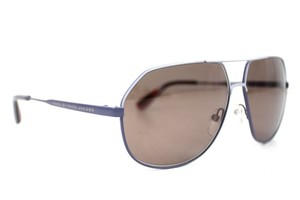 Marc by Marc Jacobs Blue Grey Aviator Sunglasses New MMJ260S