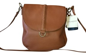 Lucky Brand Leather Modesto Cross Body Bag