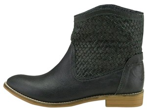Levi's Brand New Genuine Leather Blue Boots