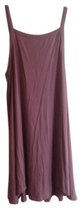 RVCA short dress Muted Purple on Tradesy