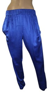 Alexis Relaxed Pants Blue