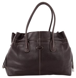 Tod's Tods Leather Tote