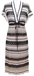 Missoni short dress Multi-Color on Tradesy