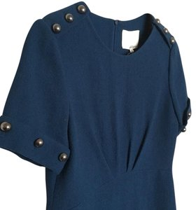 3.1 Phillip Lim short dress Blue on Tradesy