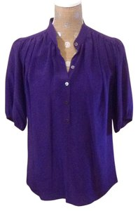 Derek Lam Top Purple